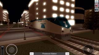 TFR Games 1 | Roblox Railfanning | Rails Unlimited