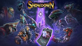 forced Showdown Preview