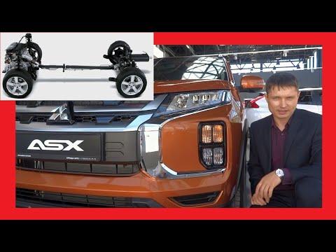 НОВЫЙ Mitsubishi ASX 2020 от 1,4 млн! Самый полный ОБЗОР Mitsubishi ASX 2020! Мицубиси ASX 2020.