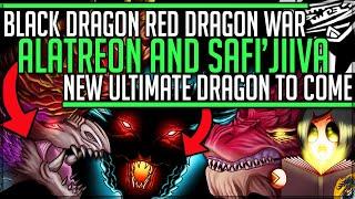 Black Dragon Red Dragon War - True Purpose of Alatreon - Monster Hunter World Iceborne! (Lore/Fun)