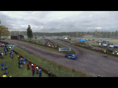 [DiRT Rally] Finland - Subaru Impreza WRC 01 @Kotajarvi