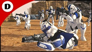 CAPTAIN REX'S FINAL BATTLE WITH NEW DROID ARMY! - Star Wars: Rico's Brigade S2:E6