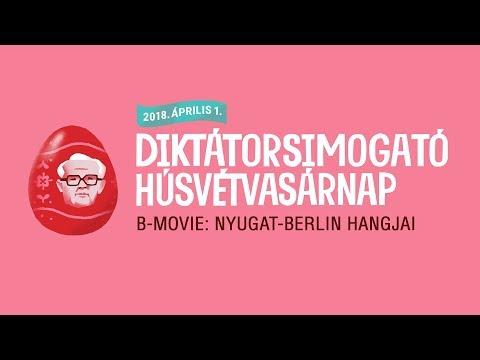 B-Movie: Nyugat-Berlin hangjai 1979-1989 előzetes