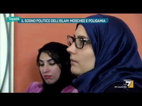 Il sogno politico dell'Islam: moschee e poligamia