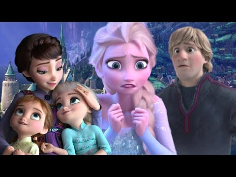 Our Biggest Unanswered Questions After Frozen 2 (There's A Lot)