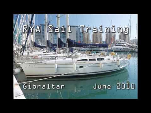 2010-06 - RYA Sailing Course in Gibraltar