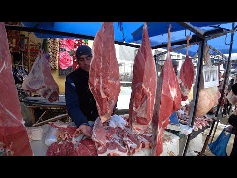 Узбекские повара приготовили бомбу!!!Смотреть всем!!!Кузача(куза шурва)Узбекистан.