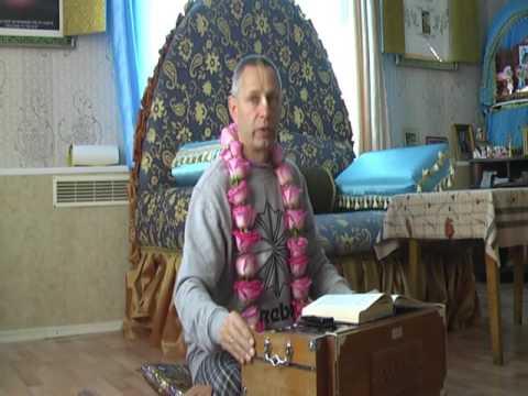 Шримад Бхагаватам 1.2.23 - Враджендра Кумар прабху