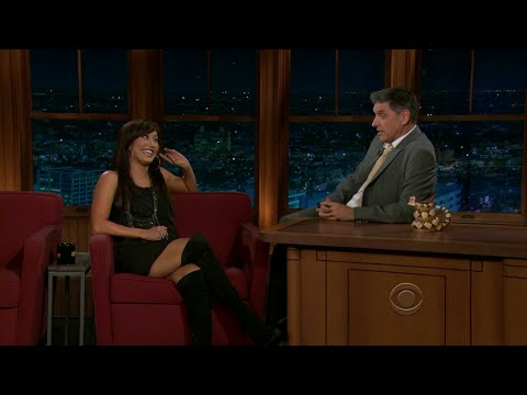 Late Late Show with Craig Ferguson 11/12/2010 Carrie Ann Inaba, Bettye LaVette