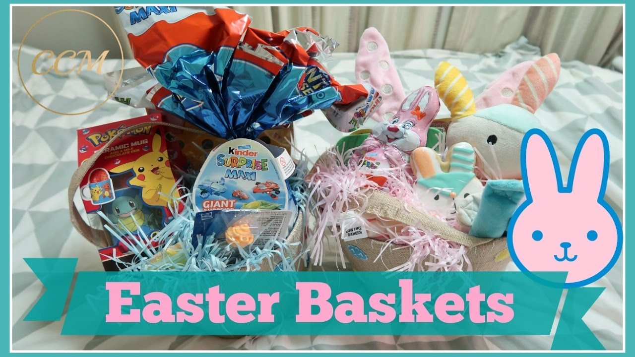 Whats in my kids easter baskets 2017 k mart aussie youtube whats in my kids easter baskets 2017 k mart aussie negle Images