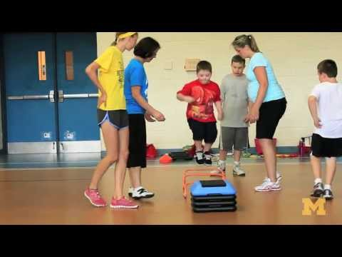 Strength training for kids and development