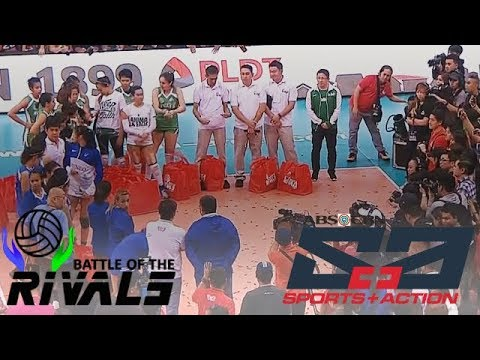 Awarding Ceremony | Battle of the Rivals