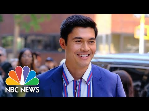 'Crazy Rich Asians' Star Henry Golding On Strong Women On Screen And In Life | NBC News