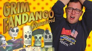 Grim Fandango Remastered - Hot Pepper Game Review