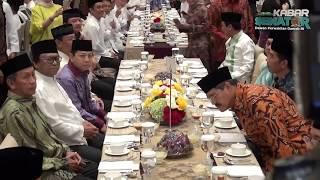 Ketua DPD RI Gelar Buka Bersama dengan Presiden Jokowi