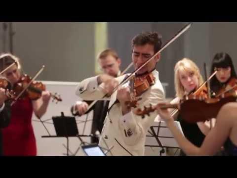 Shostakovich Romance ft. David Aaron Carpenter on the