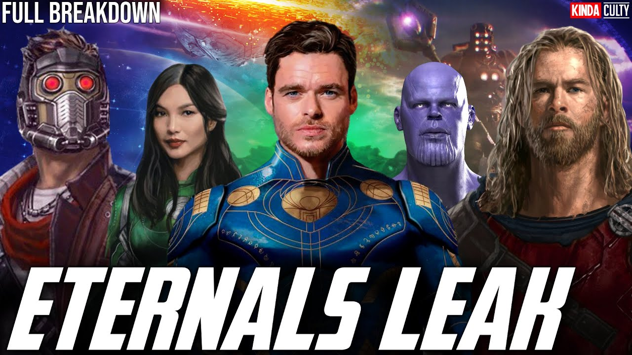 Eternals Full Plot Breakdown & Post Credits Revealed + Guardians of the Galaxy & Thor in Sequel?
