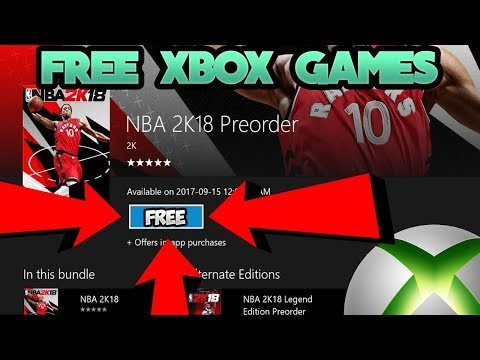 How To Download FREE Xbox One Games Glitch - HOW TO GET ANY XBOX GAME FOR FREE XBOX HACKS 2017