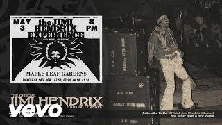 Jimi Hendrix - Foxey Lady - Toronto 1969