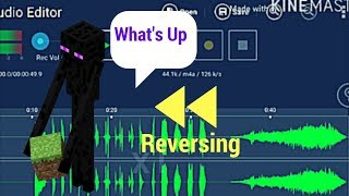 Reversing the Enderman sound (Language Revealed!?)