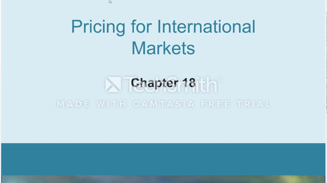 chapter 07 pricing with market Start studying chapter 07 the stock market, the theory of rational expectations and the efficient market hypothesis learn vocabulary, terms, and more with flashcards, games, and other study tools.