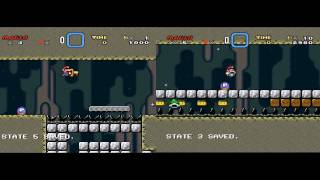 [S1 Co-Op] Let's Play Therockster12's Puzzle Hack [2]