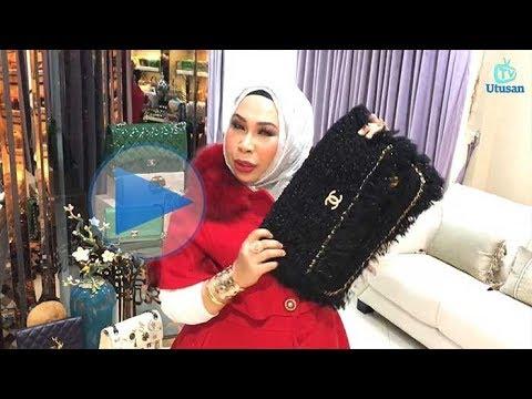 Datuk Seri Vida tayang koleksi beg mewah