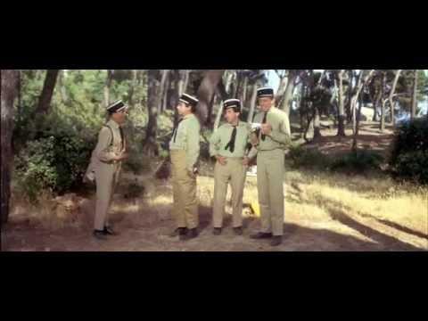 Louis de Funès : Le Gendarme de Saint Tropez (1964) - Partie de pétanque