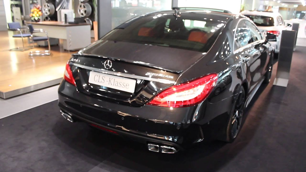 2015 mercedes cls63 s amg youtube