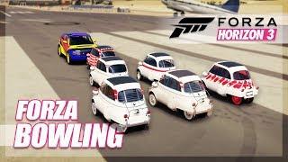 Video Forza Horizon 3 - Bowling! In Cars! (Mini Game) download MP3, 3GP, MP4, WEBM, AVI, FLV Agustus 2018