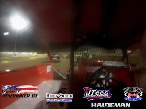 New Egypt Speedway Crate Modified Feature 5/20/17