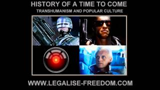 Aaron Franz - History of a Time to Come: Transhumanism and Popular Culture - Part One