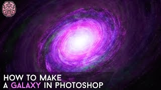 How To Create a Galaxy in Photoshop by Qehzy