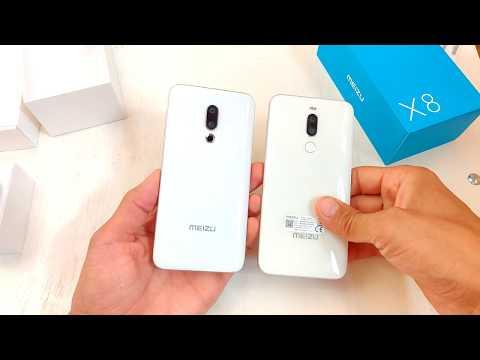 Распаковка Meizu X8 4/64 и Snapdragon 710 за 130$ Их активно раскупают...