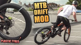 THE MOUNTAIN BIKE DRIFT MODIFICATION