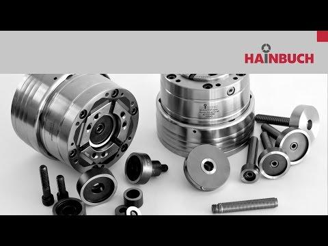HAINBUCH vario end-stop