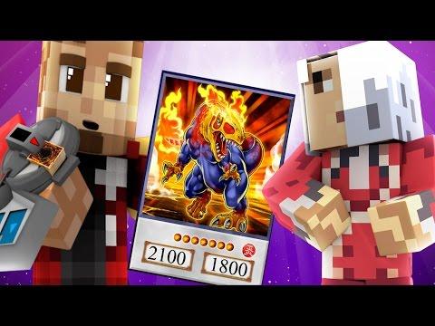 New Yugioh Mcpe Series Will Return YouTube Gaming - Skins para minecraft pe yugioh