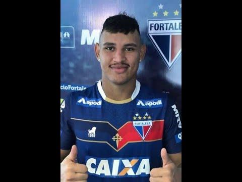 Fortaleza anuncia a contratação do goleiro Gabriel Félix 68ad21e37e7e0