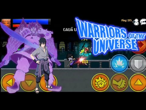 How to make Sasuke perfect susanoo in Warriors of the universe  