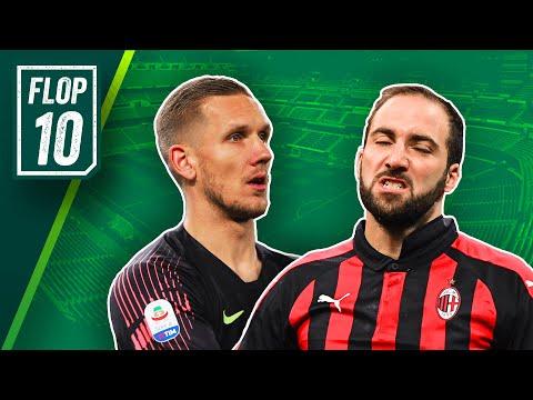 Dieci giocatori di Serie A che hanno deluso le aspettative