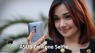 Asus Zenfone Selfie - Quick Review (Indonesia)