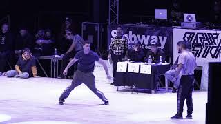 Genova Hip Hop Festival - Bboy Battle || GOODCAT VS CIBILS (Semifinale, turno 1)