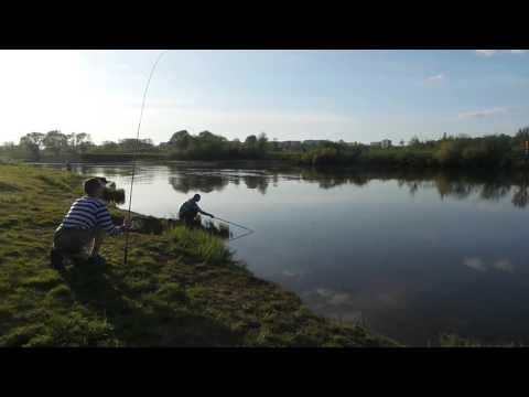 Рыбалка на пшеницу (тонкая снасть)