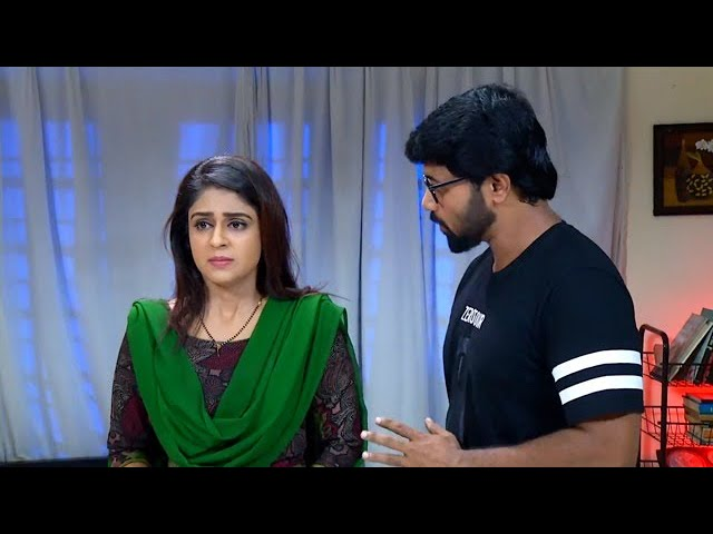 Ammuvinte Amma l A new trap awaits for Kiran? l Mazhavil Manorama