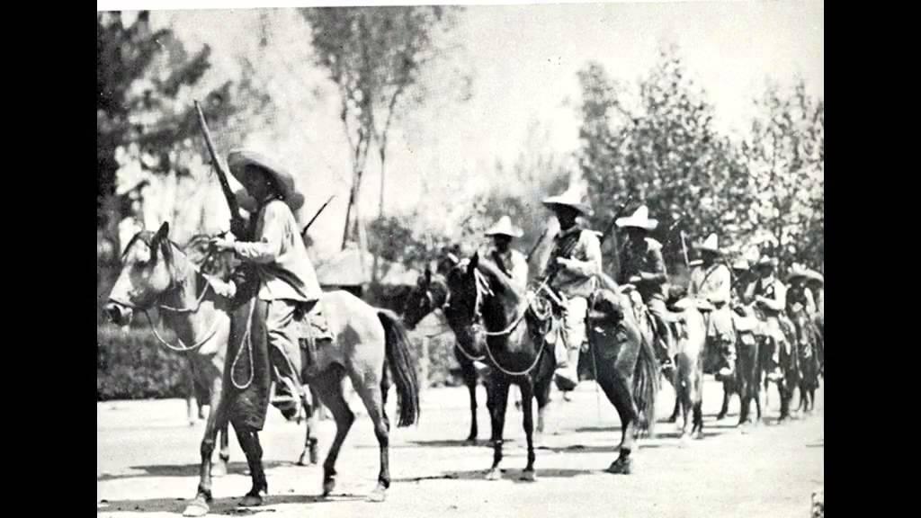 Resume de la revolucion mexicana