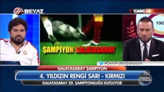 (..) Derin Futbol 25 Mayıs 2015 Kısım 2/4 - Beyaz TV