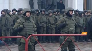 Задержание Саакашвили - краткая хронология событий