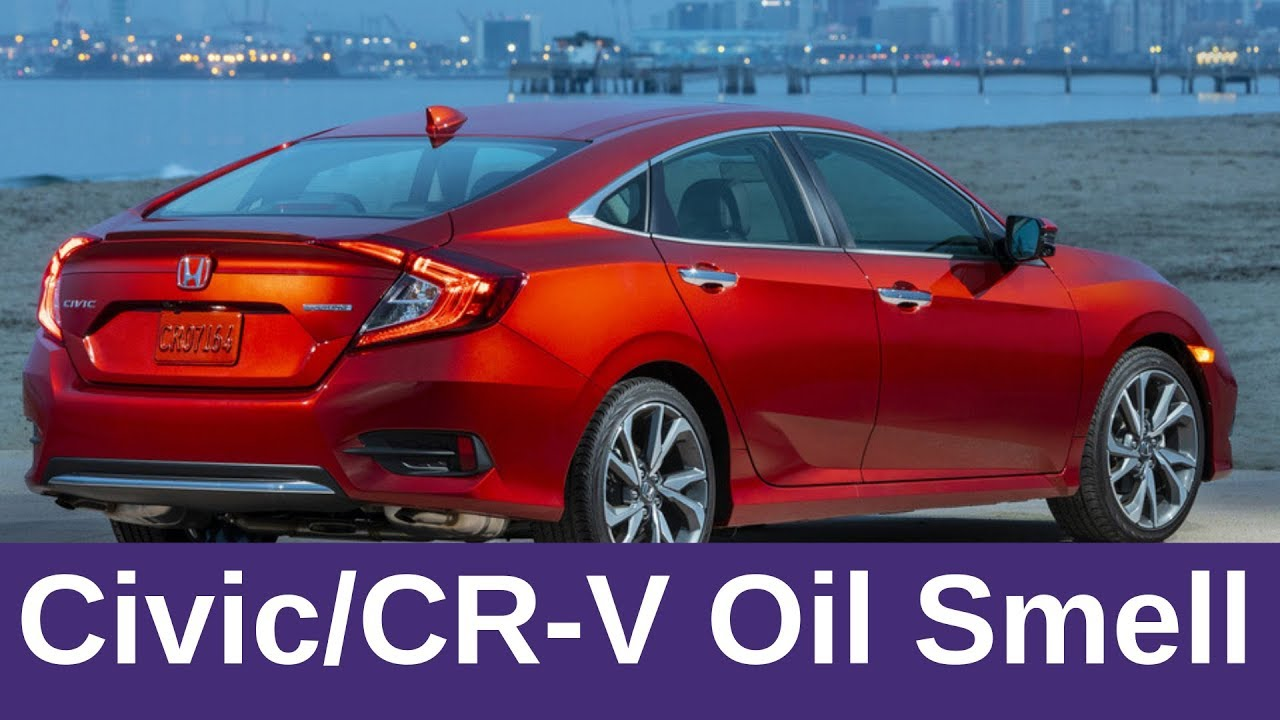 Honda Civic, CR-V Oil Dilution Problem, What You Should Do