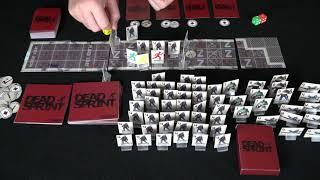 Dead Sprint - Kickstarter - Board Game Review