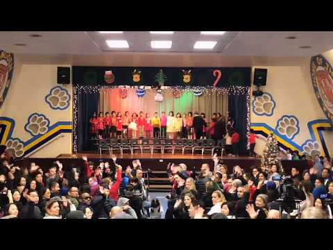 Longden Christmas Program Thursday 2017